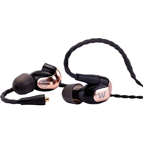 Westone 78505 W50 Five Driver Universal Fit Noise Isolating Earphones, Standard Packaging (Westone Monitor Vault compare prices)