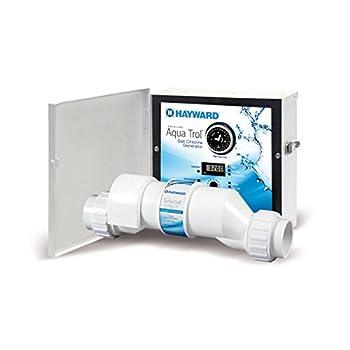 Hayward AQ-TROL-RJ AquaTrol Salt Chlorination System for Above-Ground Pools up to 18,000 gallons