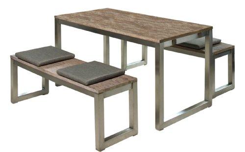 """Gartenmöbel günstig alu  Günstige Gartenmöbel Sets – Brema 153.002 Gartenmöbel Set """"Eco Box ..."""