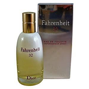 Christian Dior Fahrenheit 32 Eau De Toilette Spray for Men 50ml
