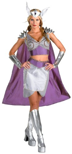 Teen or Adult Viking Valkyrie Costume