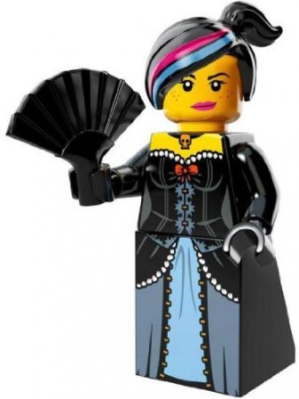 LEGO-Minifigure-Collection-LEGO-Movie-Series-LOOSE-Wild-West-Wyldstyle