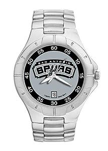 San Antonio Spurs Mens Pro II Watch by Logo Art