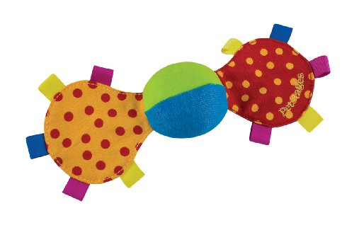 Petstages Playing Shake N Squeak Dog Toy