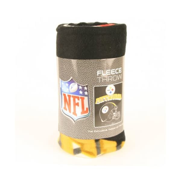 Dealtz NFL Fleece Blankets 50 x 60 Steelers at Sears.com