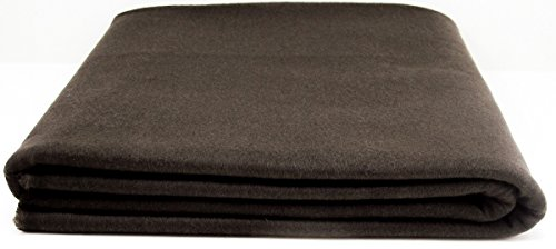 Pacific Silvercloth by The Yard, Brown (Silver Protection Cloth compare prices)