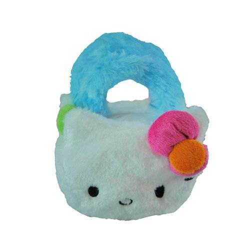 Hello Kitty Mini Plush Purse Bag Handbag for Kids