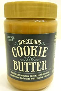 Trader Joe's Speculoos Cookie Butter