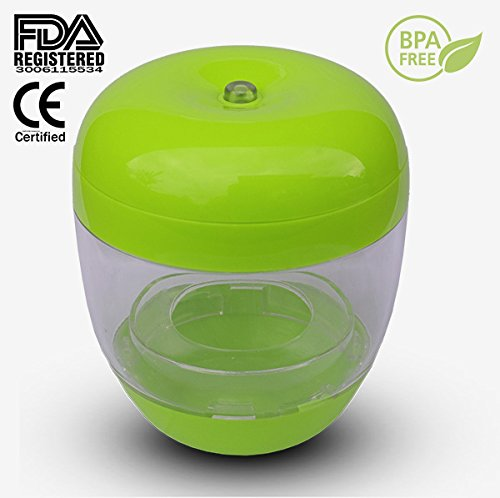 UV Pacifier and Nipple Sanitizer - Eliminates up to 99.9% of Germs & Bacteria