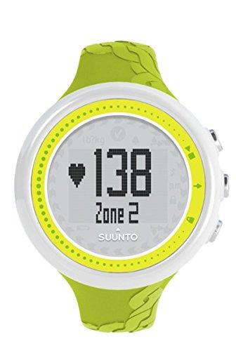 Orologio Cardiofrequenzimetro Suunto M2 Lime Donna con Fascia Cardio