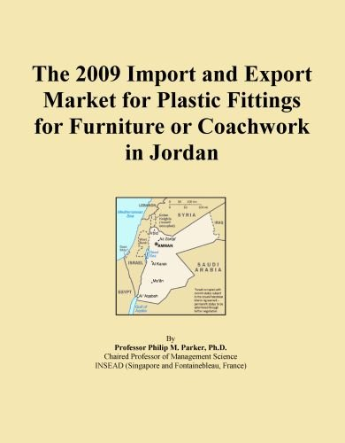 The 2009 Import and Export Market for Plastic Fittings for Furniture or Coachwork in Jordan