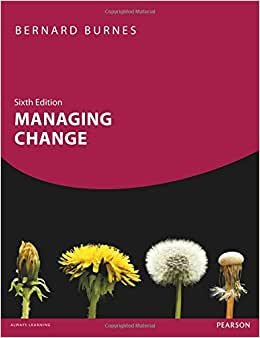 Managing Change, 6th Editiom