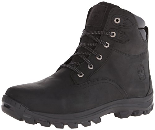 Timberland Men's Chillberg Mid Waterproof Boot,Black,7.5 M US (Timberland Insulation compare prices)