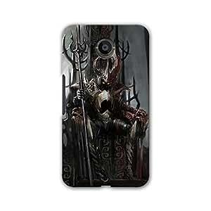 ArtzFolio King's Throne : Google Nexus 6 Matte Polycarbonate Original Branded Mobile Cell Phone Designer Hard Shockproof Protective Back Case Cover Protector
