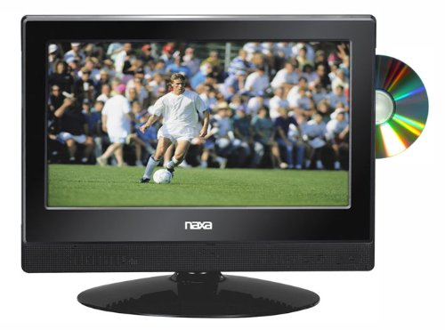 Read About NAXA NTD1354 13.3 Widescreen Led HDTV/DVD Combination