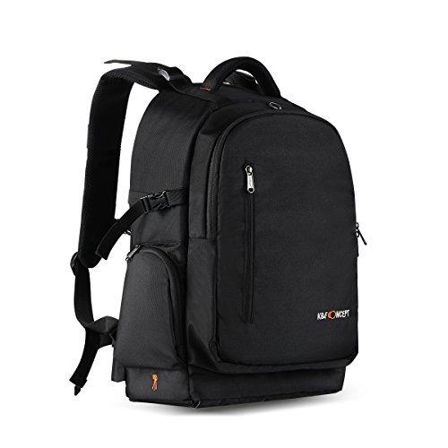 Camera zaino multifunzionale DSLR organizzatore del sacchetto Zaino per Notebook Tablets con copertura impermeabile per Canon Nikon Accessori Large Size