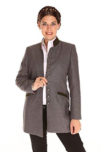 Moser Damen Jacken Gehrock Tennbach 42559 0566 grau jetzt kaufen