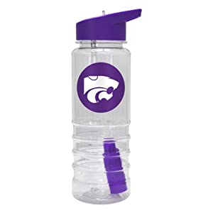 Buy NCAA Kansas State Wildcats 25-Ounce Filter Water Bottle by Boelter