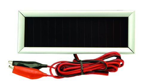 American Hunter Economy Solar Charger, 12-volt (12 Volt Battery Solar Charger compare prices)