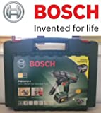 Bosch Original Carry Case (To Fit: Bosch PSB 18 Li-2 Lithium-Ion Cordless Hammer/Impact Drill) (Bosch Pt No 6035982553) c/w FREE Cadbury Chocolate Bar