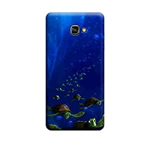 iCover Premium Printed Mobile Back Case Cover With Full protection For Samsung A5 2016 A510 (Designer Case)