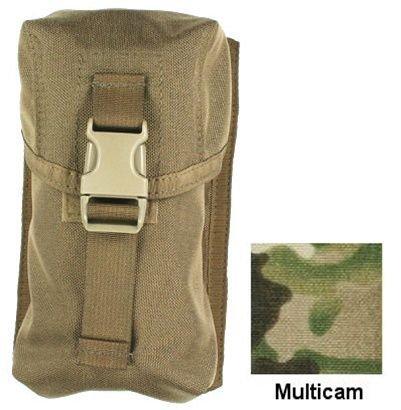 Specter Gear 32 Oz. Nalgene Bottle Pouch, Molle Compatible,Multicam 372 372 Mult front-599261