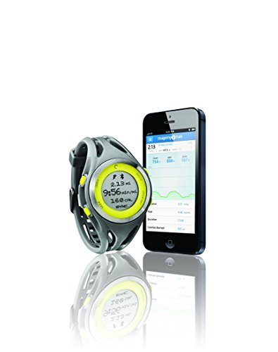 SYNC Women's GPS Watch-GPS Based Speed, Distance and Pace Relayed from iPhone