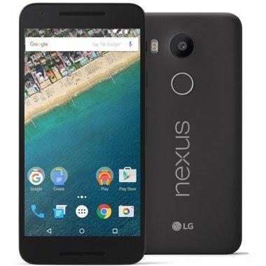 Google Nexus 5X (SIMフリー, 16GB, Carbon Black)[並行輸入]