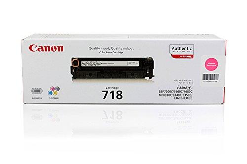 Canon I-Sensys MF 8360 cdn - Original Canon 2660B002 / 718M - Cartouche de Toner Magenta -