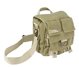 National Geographic NG 2343 Earth Explorer Small Shoulder Bag
