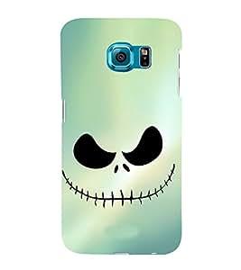 EPICCASE Evil laugh Mobile Back Case Cover For Samsung Galaxy S6 Edge Plus (Designer Case)