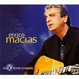 Les 50 Plus Belles Chansons : Enrico Macias (Coffret 3 CD)