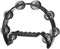 Stagg Tab2bk Cutaway Tambourine 16 Jingle - Black by Stagg
