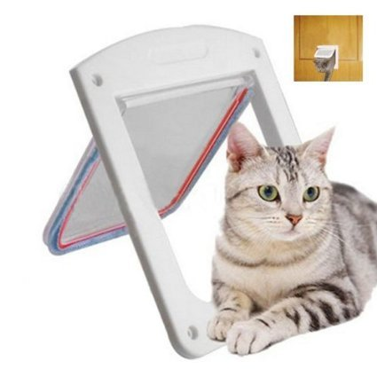 Interior cat flap