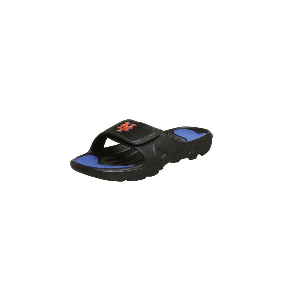 Reebok Mens MLB Mets Z Slide Sandal Shoes on PopScreen 137fbd0b7