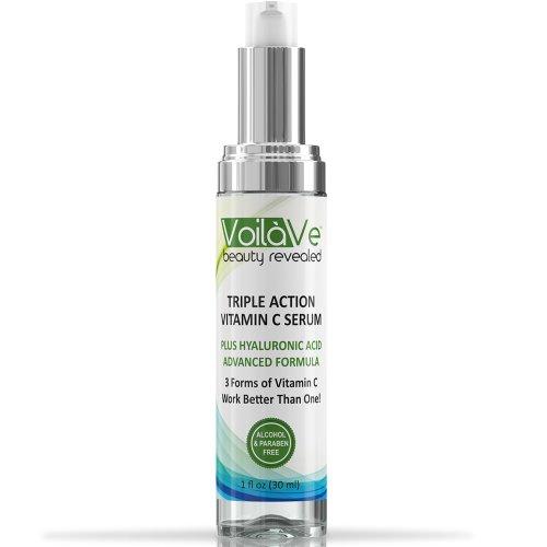 VoilaVe Triple Action Vitamin C Serum