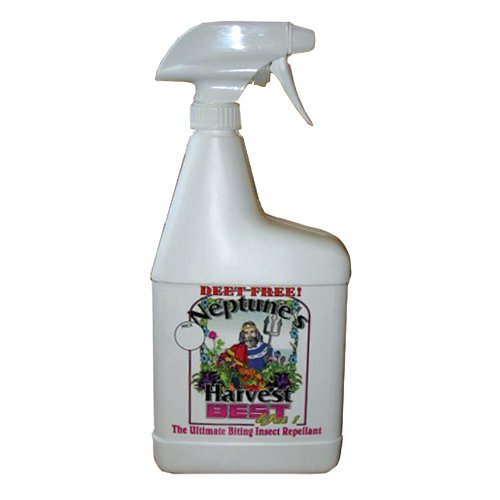 Neptune's Harvest BY132 Best Yet Insect Repellent, 32-Ounce (Best Yet Bug Spray compare prices)