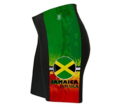 Jamaica Cycling Shorts for Men