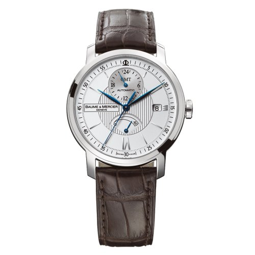 Baume & Mercier Men's 8693 Classima GMT Automatic Watch