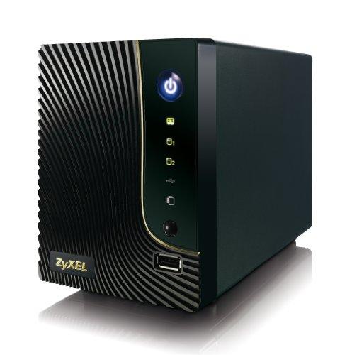 ZyXEL NSA-320 2 Bay Power NAS Appliance