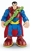 Fisher-Price Hero World DC Super Friends Voice Comm  Superman