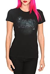 Teen Wolf Girls T-Shirt Plus Size 3XL