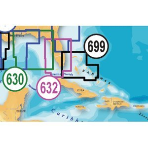 Navionics NAV-MSD/632P+ Platinum Florida on SD/microSD Card