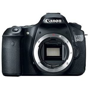 Digital Camera Canon EOS 60D 18 MP CMOS SLR -  With 3.0-Inch LCD Review