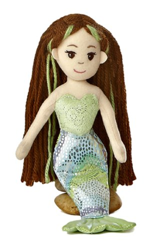 "Aurora World Sabrina Mermaid 10"" Plush - 1"