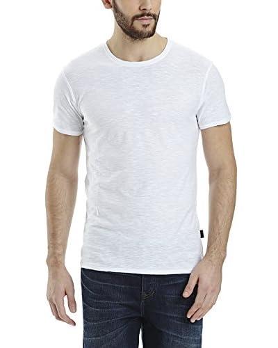 Bench Camiseta Manga Corta Blanco