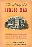 The Diary of a Public Man: And a Page of Political Correspondence Stanton to Buchanan