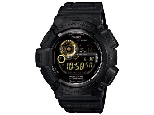 Casio CASIO G shock g-shock madman tough solar digital watch G 9300GB-1 [parallel import goods]