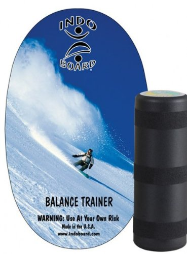 IndoBoard Original Snow Carve Design - Balancetrainer thumbnail