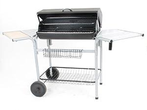 somagic barbecue somagic au charbon de bois grand chef. Black Bedroom Furniture Sets. Home Design Ideas